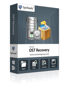 Best OST Restore Software